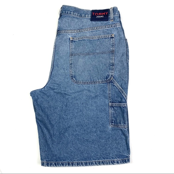 Tommy Hilfiger Other - Vintage 90s Tommy Jeans Carpenter Shorts